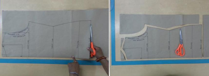 How To Make A Kurti | Usha
