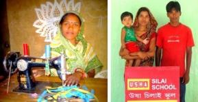 Sushmita Das & Rubina Begum