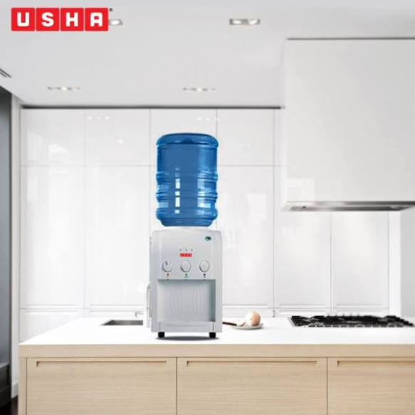 USHA WATER DISPENSER: Store water towards the North East