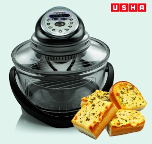 Garlic bread Halogen oven usha