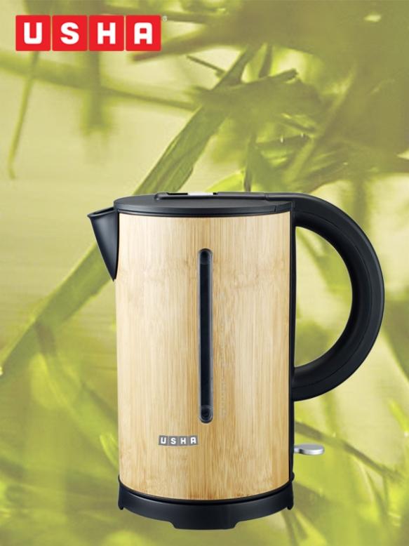 Usha Bamboo Kettle