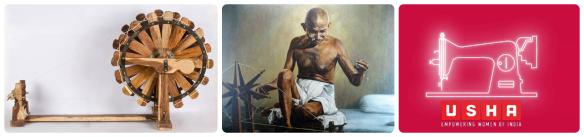 Gandhi copy