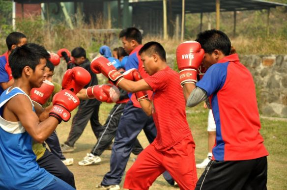 Mary Kom Boxing Academy Imphal