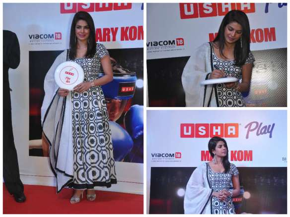 Priyanka Chopra at USHA Play