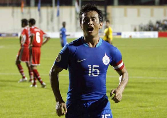 Baichung Bhutia Football Star